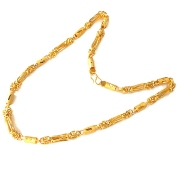 One gram gold forming chain mga - gf001