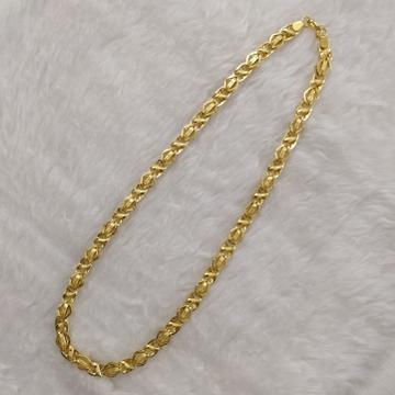 916 Gold Indo Italian Gent's Chain