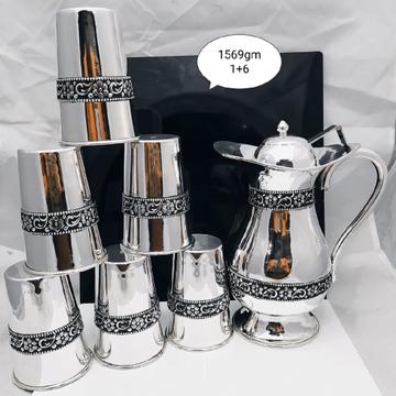 Silver jug set jYS0001