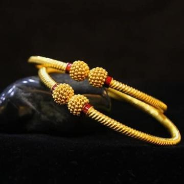 916 Gold Copper Ball Kadali RH-B02
