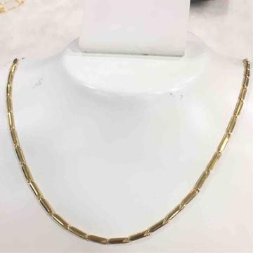 22KT Gold Fancy Turki Chain