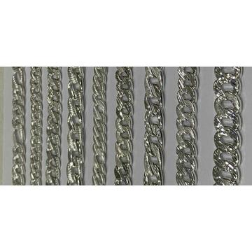 92.5 Sterling Silver Chol Nakshi Fancy Karap & Sachin Belt(Bracelet) Ms-3175