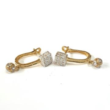 18K Gold Earrings MGA - GB009