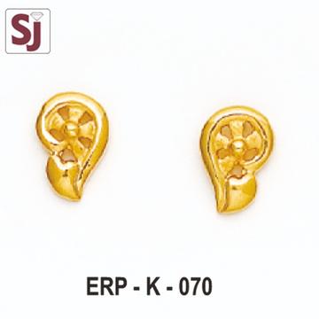 Earring Plain ERP-K-070