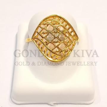 22kt gold ring glr-h52