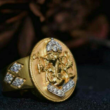 22kt 916 Gold Ring by