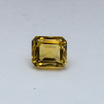 4.18ct oval yellow topaz by Aurum