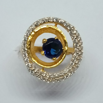 916 Gold Ladies Ring LJ-10