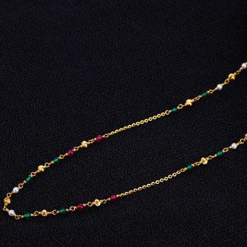 Ladies 916 Fancy Single Line Chain Mala-AC58