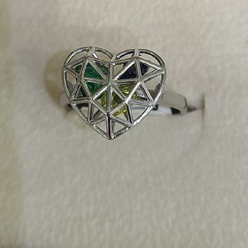 Sterling Silver Ring by