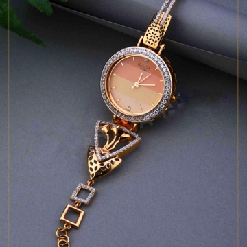 18KT Rose Gold ethical special occasion watch for... by