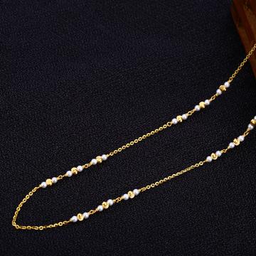 Ladies 916 Gold Fancy Single Line Antique Earring -AC61