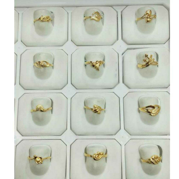 Gold Fancy Ring  by