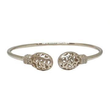 925 Sterling Silver Designer Bracelet MGA - BRS1740