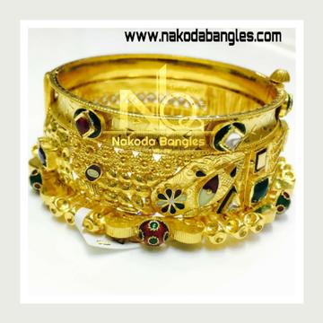 916 gold antique chud nb-1106