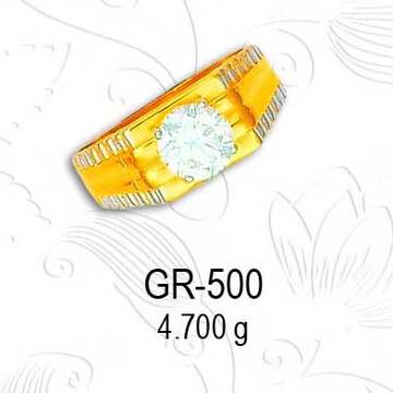 916 gents ring gr-500