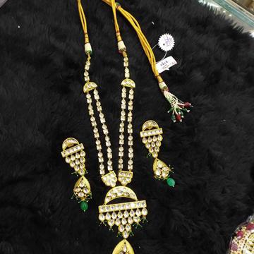 Jadatar Necklace Set#942