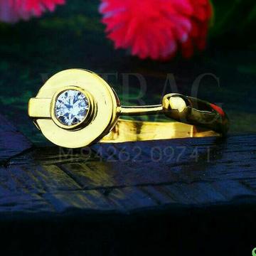 Sworkshi Fancy Cz Ladies Ring LRG -0394