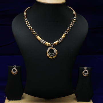 New Diamond 916 Necklace set CZS0024