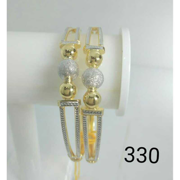 Gold 916 Antique Copper Kadli