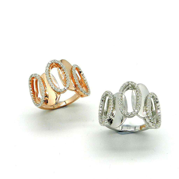 92.5 Fancy Dezining Ring Ms-4052 by