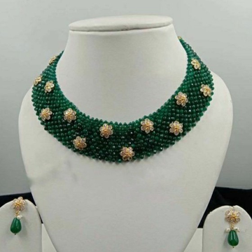 22KT/ 916 Gold traditional wedding Net necklace Fo... by