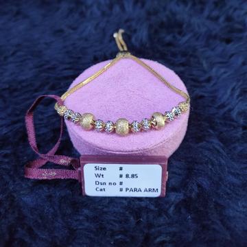 22kt/916 yellow gold riana bracelet