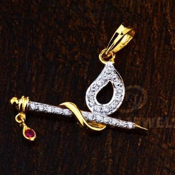 916 Gold Chain Pendal GP=-0011