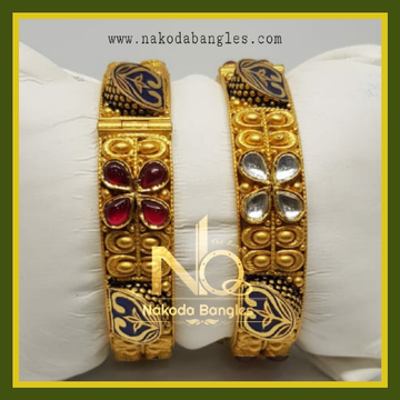 916 Gold Antique Patla NB-222