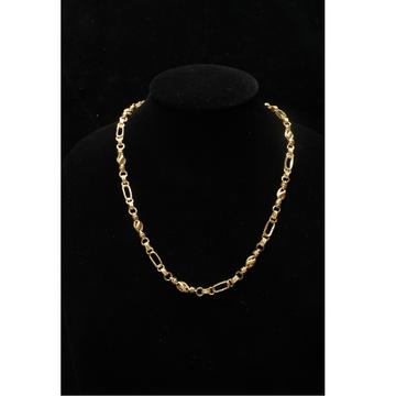 916 Gold Indo Italian Chain ML-C016
