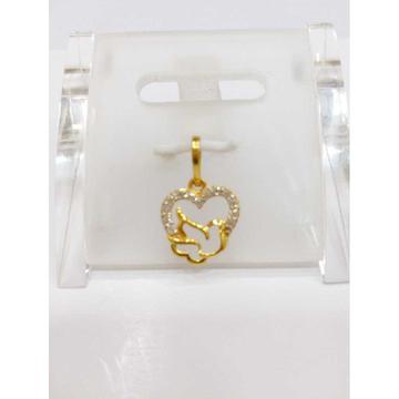 760 gold casting pendants RJ-063