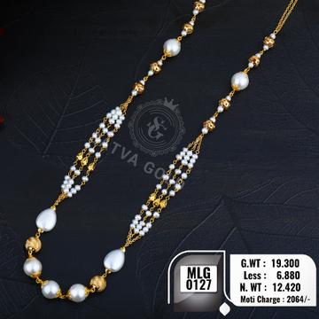916 gold mala MLG-0127