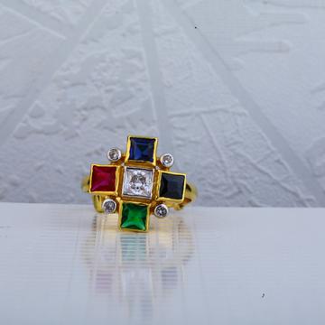 750 Ladies Italian Ring LIR60