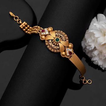 22k Gold Jadtar bracelet women by