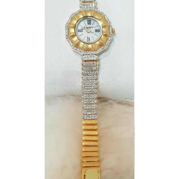 18k Ladies Italian Ladies Watch G-2910