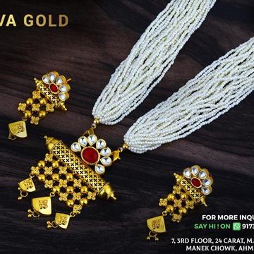 916 gold pendant set SGP-0001