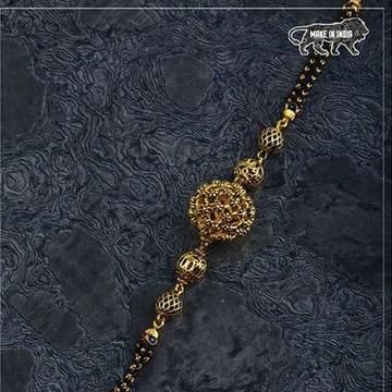 916 Gold Hand mangalsutra RH-HM49