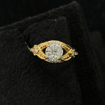 Solitare diamond ring by