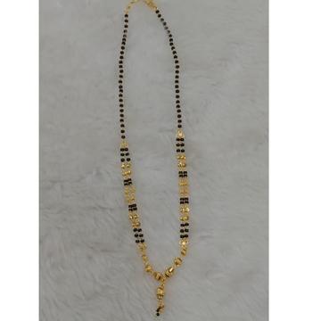 916 Gold Daliy Wear Dokiya Mangalsutra RH-MS15
