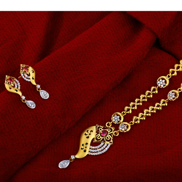 22kt Gold Exclusive  Ladies   Chain Necklace CN25