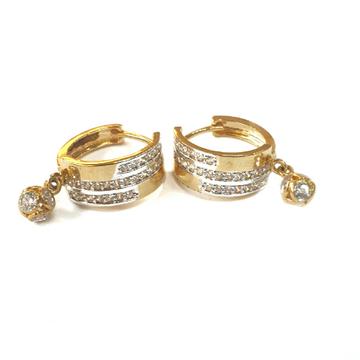18K Gold Earrings MGA - GB0012