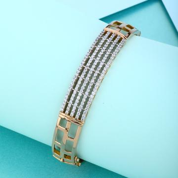 18KT Rose Gold Wedding Wear Bracelet