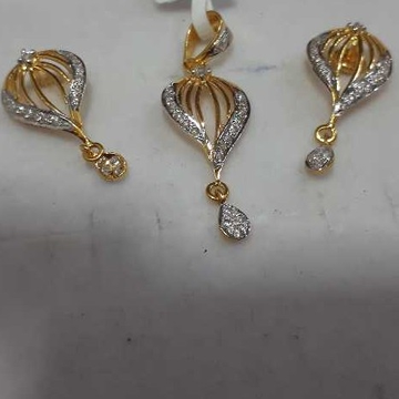 Fancy Pendant Set