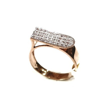 18k rose gold ring mga - rgr004