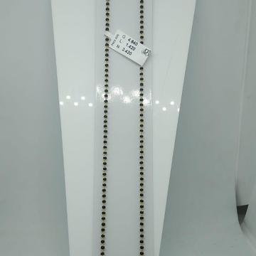 916 plain mangalsutra pms985