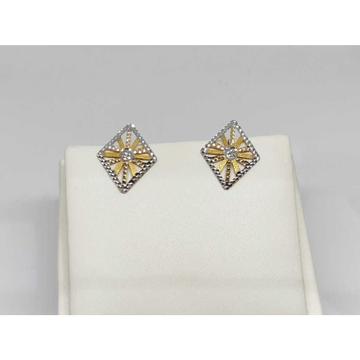 Gold Ad earrings