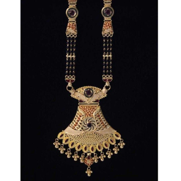 22 K Gold Antique Mangalsutra. NJ-M01113
