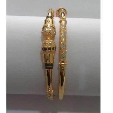22KT Gold Pipe Kadli