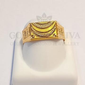 22kt gold ring ggr-h73