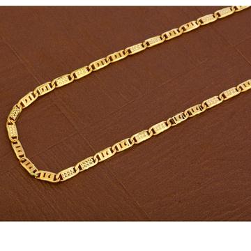 22ct Gold Designer   Men's Nawabi  Chain  MNC28